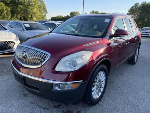 2011 Buick Enclave for sale at Pary's Auto Sales in Garland TX