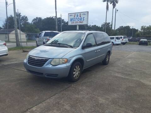 2006 Chrysler Town and Country for sale at J & L Motors in Pascagoula MS