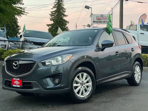 2013 Mazda CX-5 for sale at Real Deal Cars in Everett WA