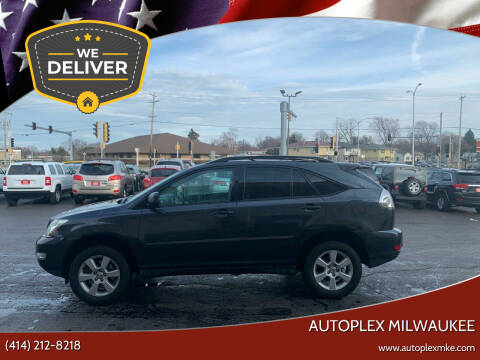 2004 Lexus RX 330 for sale at Autoplex 2 in Milwaukee WI