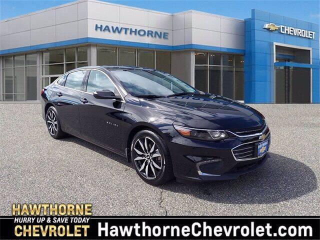 2018 Chevrolet Malibu for sale at Hawthorne Chevrolet in Hawthorne NJ