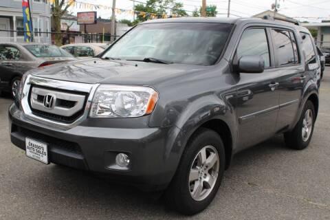 2011 Honda Pilot for sale at Grasso's Auto Sales in Providence RI