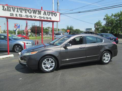 2010 Acura TL for sale at Levittown Auto in Levittown PA