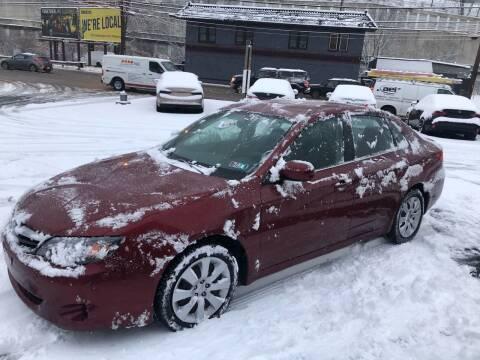2010 Subaru Impreza for sale at Fellini Auto Sales & Service LLC in Pittsburgh PA
