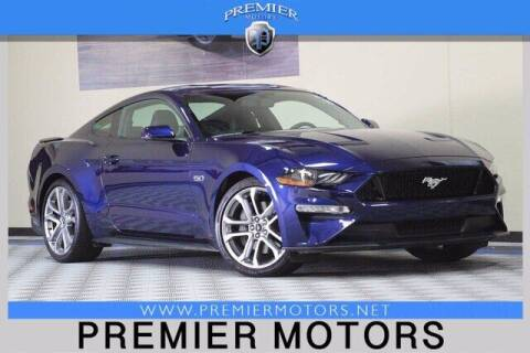 2018 Ford Mustang for sale at Premier Motors in Hayward CA