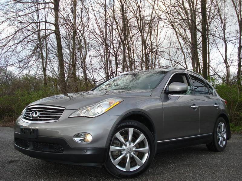 2008 Infiniti EX35 for sale at A & A IMPORTS OF TN in Madison TN