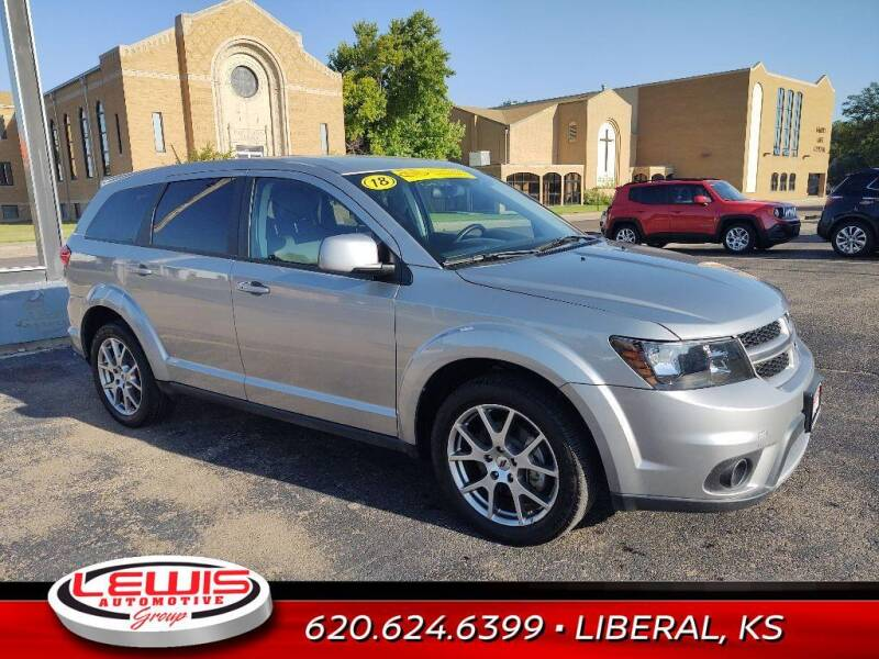 2018 Dodge Journey for sale at Lewis Chevrolet Buick of Liberal in Liberal KS