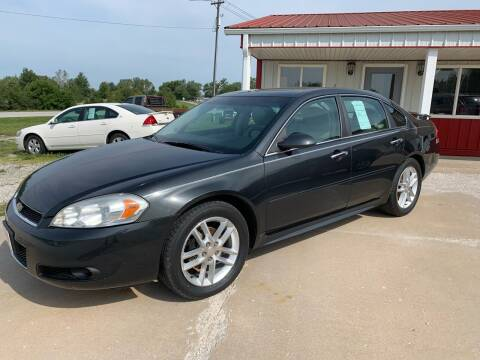 2013 Chevrolet Impala for sale at JUDD MOTORS INC in Lancaster MO