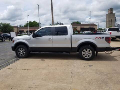 2012 Ford F-150 for sale at C4 AUTO GROUP in Claremore OK