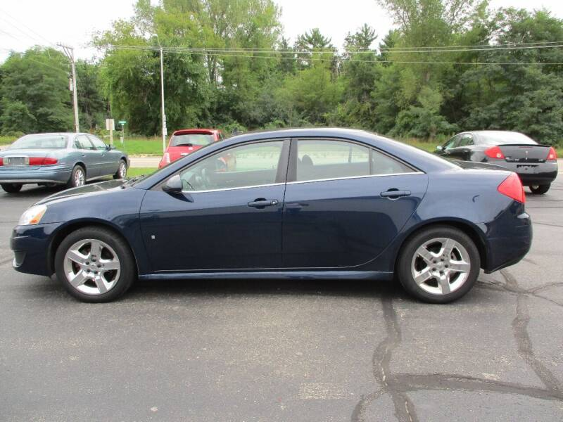 2009 Pontiac G6 for sale at Plainfield Auto Sales, LLC in Plainfield WI