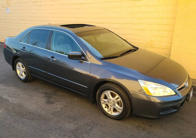 2007 Honda Accord for sale at Cars To Go in Sacramento CA