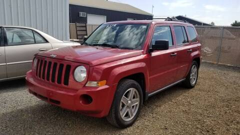 2007 Jeep Patriot for sale at McMinnville Auto Sales LLC in Mcminnville OR