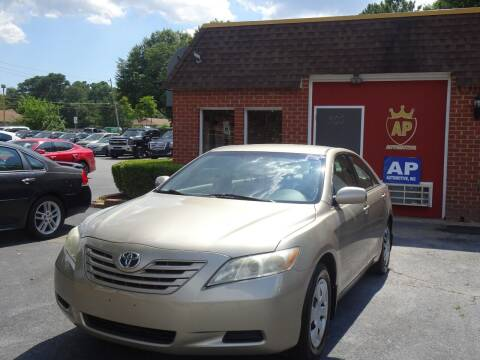 2009 Toyota Camry for sale at AP Automotive in Cary NC