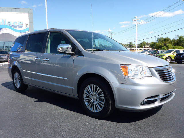 2016 Chrysler Town and Country for sale at RUSTY WALLACE HONDA in Knoxville TN