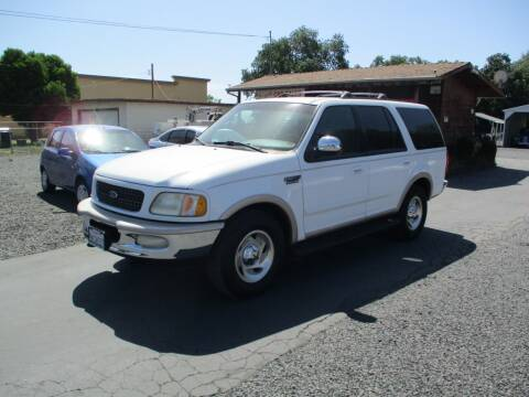 1998 Ford Expedition for sale at Manzanita Car Sales in Gridley CA