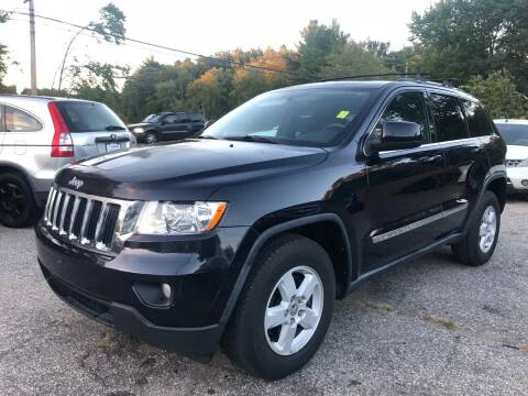 2011 Jeep Grand Cherokee for sale at Royal Crest Motors in Haverhill MA