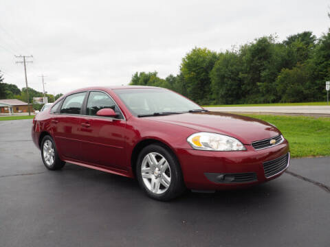 2011 Chevrolet Impala for sale at Patriot Motors in Cortland OH