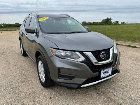2019 Nissan Rogue for sale at Alan Browne Chevy in Genoa IL