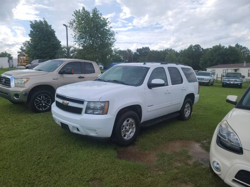 2011 Chevrolet Tahoe for sale at Lakeview Auto Sales LLC in Sycamore GA
