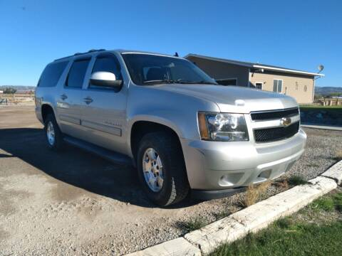 2011 Chevrolet Suburban for sale at Kevs Auto Sales in Helena MT