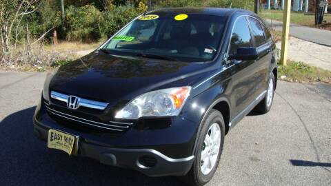 2009 Honda CR-V for sale at Easy Ride Auto Sales Inc in Chester VA