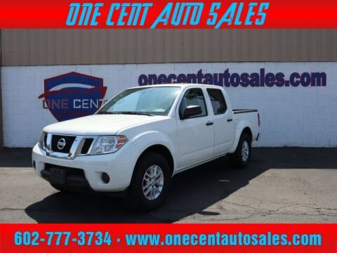 2019 Nissan Frontier for sale at One Cent Auto Sales in Glendale AZ