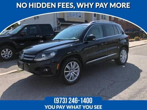 2013 Volkswagen Tiguan for sale at Route 46 Auto Sales Inc in Lodi NJ