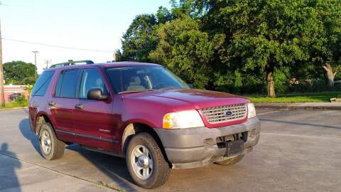 2004 Ford Explorer for sale at Loco Motors in La Porte TX