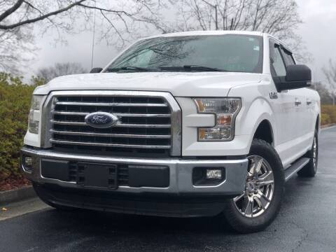 2015 Ford F-150 for sale at William D Auto Sales in Norcross GA