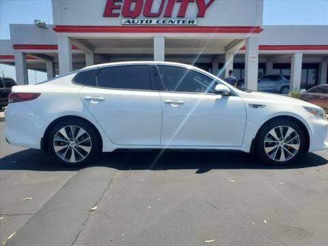 2018 Kia Optima for sale at EQUITY AUTO CENTER in Phoenix AZ