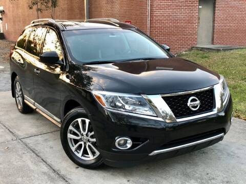 2016 Nissan Pathfinder for sale at Unique Motors of Tampa in Tampa FL
