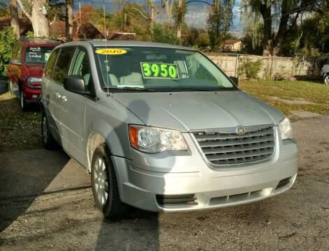 2010 Chrysler Town and Country for sale at Superior Motors in Mount Morris MI