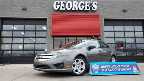 2010 Ford Fusion for sale at George's Used Cars - Pennsylvania & Allen in Brownstown MI