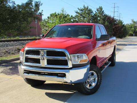 2012 RAM Ram Pickup 2500 for sale at A & R Auto Sale in Sterling Heights MI