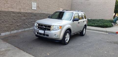 2008 Ford Escape for sale at SafeMaxx Auto Sales in Placerville CA