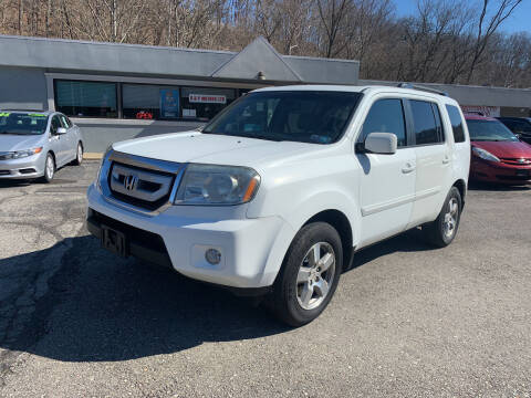 2011 Honda Pilot for sale at B & P Motors LTD in Glenshaw PA