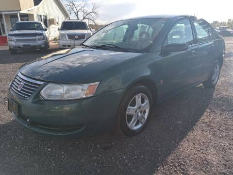 2006 Saturn Ion for sale at Bennett's Auto Solutions in Cheyenne WY