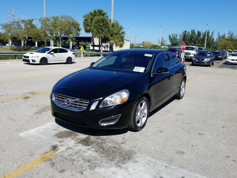 2013 Volvo S60 for sale at Best Auto Deal N Drive in Hollywood FL