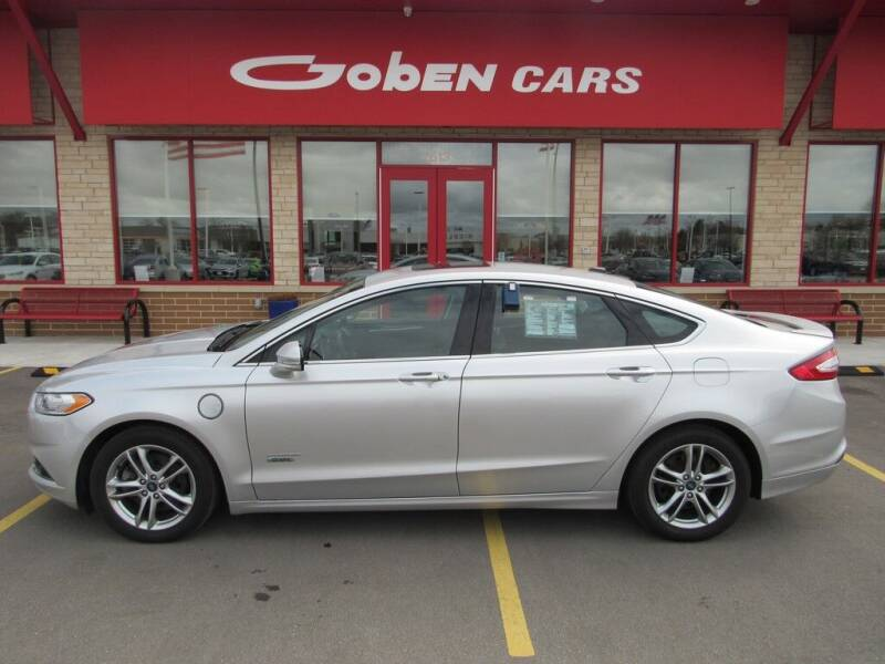 2015 Ford Fusion Energi for sale in Middleton, WI