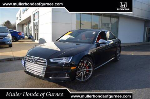 2018 Audi S4 for sale at RDM CAR BUYING EXPERIENCE in Gurnee IL