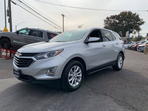 2018 Chevrolet Equinox for sale at 5 Star Auto Sales in Modesto CA