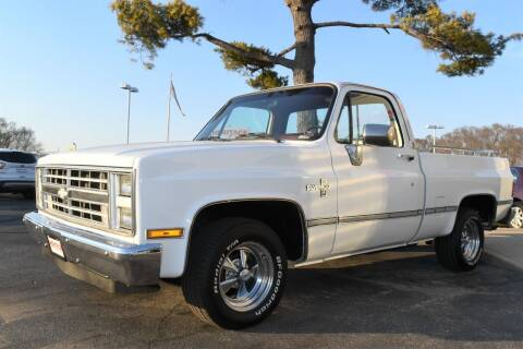 1986 Chevrolet C/K 10 Series for sale at Heritage Automotive Sales in Columbus in Columbus IN