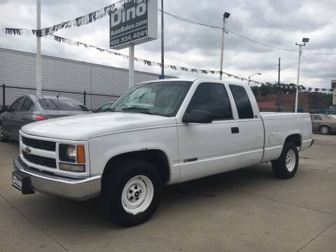 1998 Chevrolet C/K 1500 Series for sale at Dino Auto Sales in Omaha NE