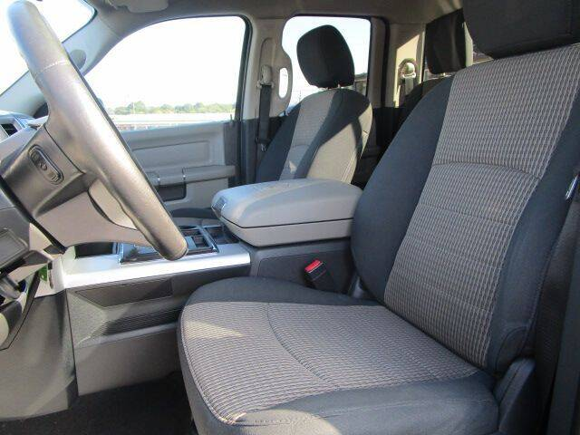 2012 RAM Ram Pickup 1500 4x4 SLT 4dr Quad Cab 6.3 ft. SB Pickup - Gainesville GA