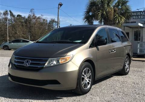 2011 Honda Odyssey for sale at Emerald Coast Auto Group LLC in Pensacola FL