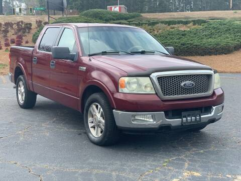 2005 Ford F-150 for sale at Philip Motors Inc in Snellville GA