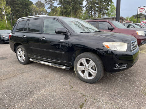 2008 Toyota Highlander for sale at Auto Credit Xpress in Benton AR