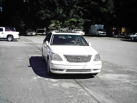 2005 Lexus LS 430 for sale at S & R Motor Co in Kernersville NC