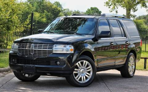2012 Lincoln Navigator for sale at Texas Auto Corporation in Houston TX