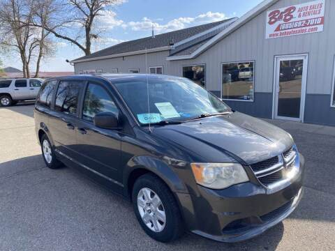 2011 Dodge Grand Caravan for sale at B & B Auto Sales in Brookings SD